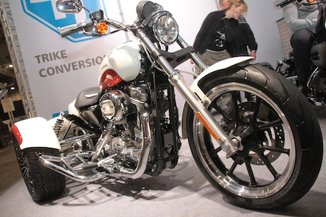 Harley trike 3
