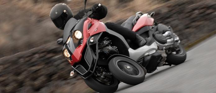 Motorradmarkt 2012 – leichter Trend nach oben
