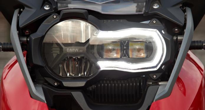 Die Erste ihrer Art: BMW R 1200 GS mit Leuchtkraft