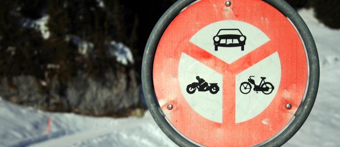 Winter: Pflege für das Motorrad wichtig