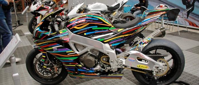 Getunte Träume und echte WM-Motorräder
