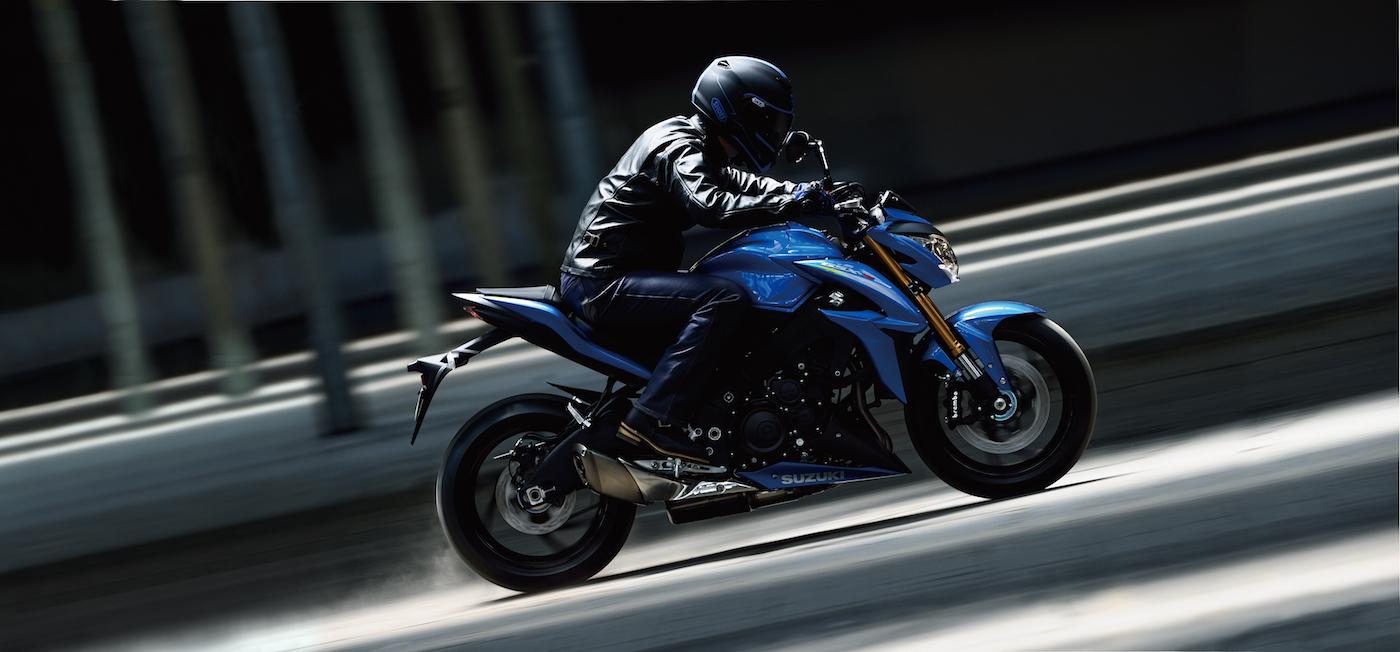 Frischer Wind von Suzuki