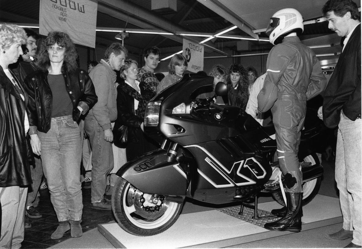 30 Jahre Motorräder in Dortmund