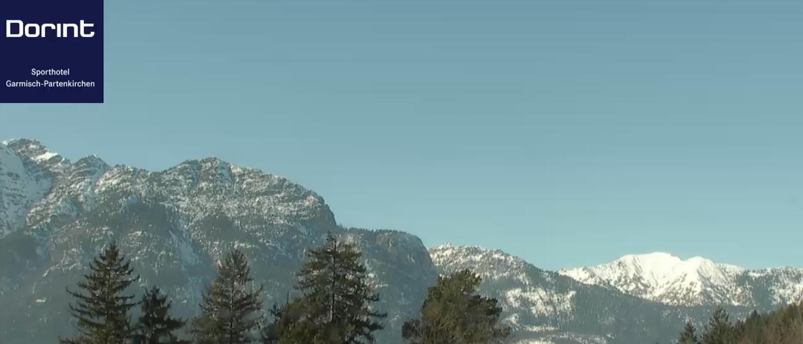 Mit dem Motorrad nach Garmisch