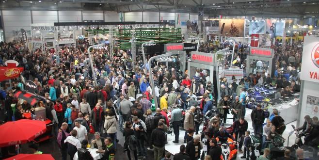 E-Tickets und Vorverkauf für Leipziger Motorradmesse