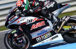 Moto2 Weltmeister-Bike bei KALEX
