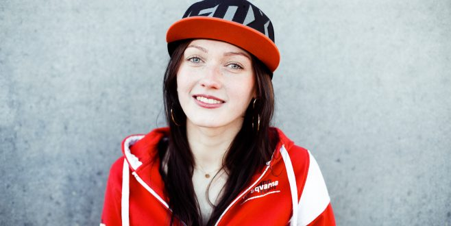 Nancy ist das Insta-Girl der #motole18!