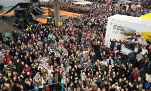 Rund 48.000 Zweiradfans beim Leipziger Saisonstart