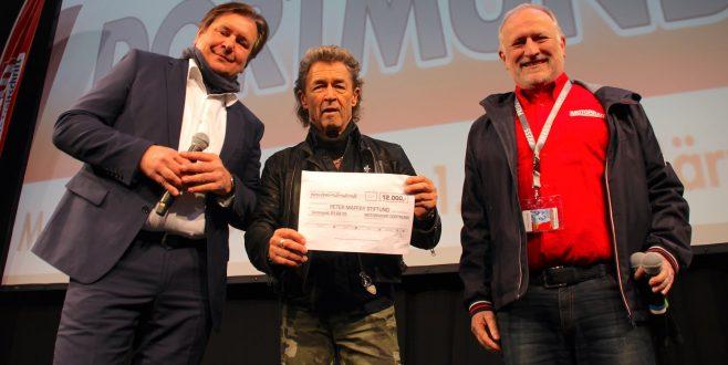 Peter Maffay eröffnet MOTORRÄDER DORTMUND