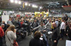 Motorradmesse Leipzig feiert Jubiläum mit vielen Marken