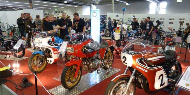 50 Jahre Honda CB 750 Four