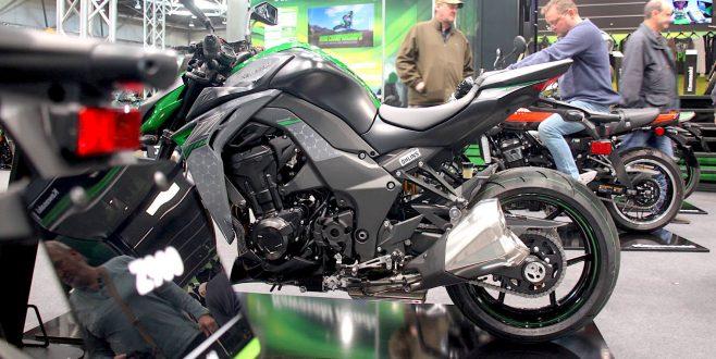 Neuheiten und Shows begeistern Motorradfans