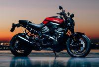 Premiere in Leipzig: Neue Harley-Modelle