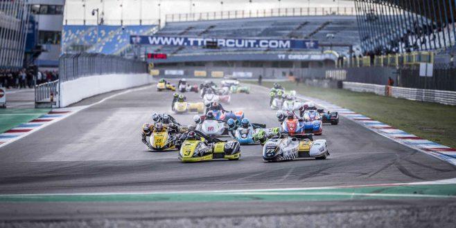 Sidecar-Weltmeister zu Gast in Dortmund