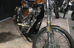 Glänzende Aussichten bei Harley